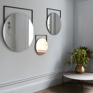 Edna Wall Hung Mirror - mirrors