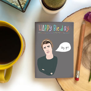 Happy Bieday Card