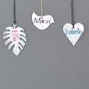 Personalised Big 'Jewellery' Hooks And Necklace Hanger