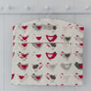 Roost Red Peg Bag