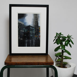 New York - canvas prints & art