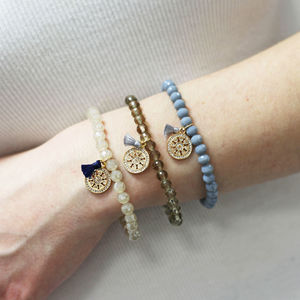 Crystal Bead Friendship Stretch Bracelet - bracelets & bangles