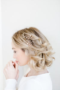Ray Of Light Hair Comb