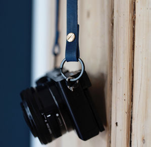 Personalised Leather Camera Strap