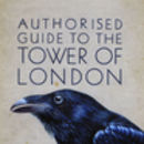 Raven And Tower Of London Guide Print