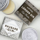 London Gin And Rhubarb Gin Lip Balm Duo