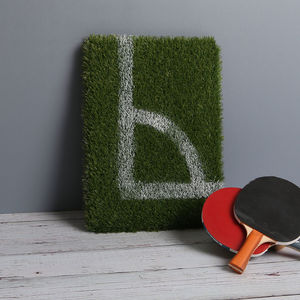 Artificial Grass Football Box Board