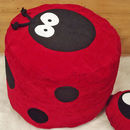 Ladybird Bean Bag