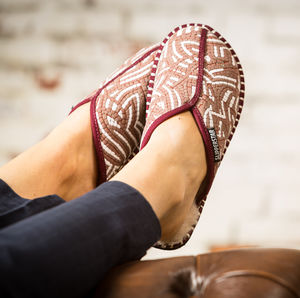 Mali Ruby Ladies Slipper - winter sale