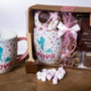 Mermaid Hot Chocolate Gift Set