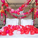 Loved Up Valentine's Balloon Bunting