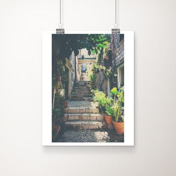 The Prettiest Of Stairs Photographic Print