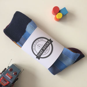 Circus Maximus Fire And Ice Men's Socks