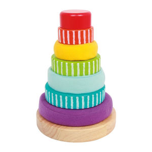 Sensory Stacking Toy - toys & games