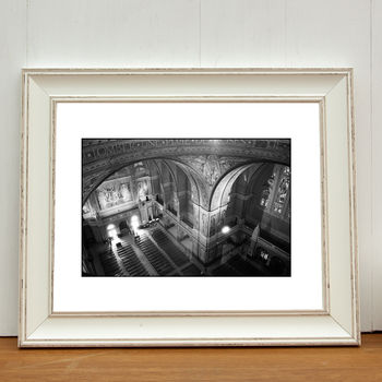 The Basillica, Lisieux, France, Art Print