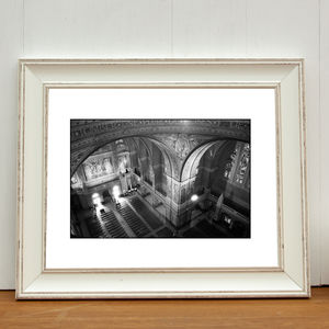 The Basillica, Lisieux, France, Art Print - posters & prints