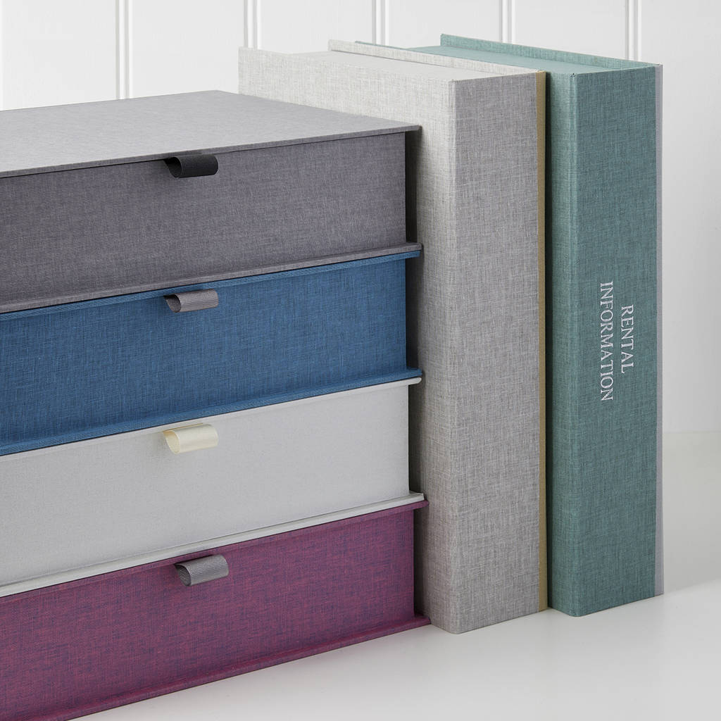foolscap coloured box files redmont packaging