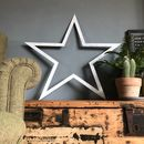 Large Metal Star For Home Or Wedding