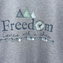 Cycling Freedom T Shirt