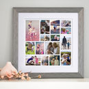 Personalised Photo Collage Montage