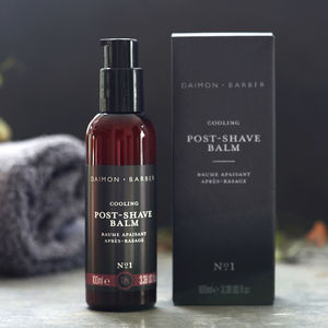 Cooling Post Shave Balm - more