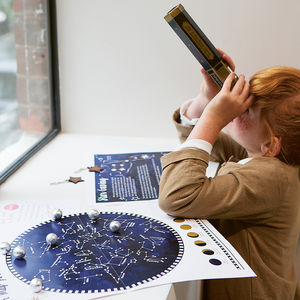 Personalised Astronomical Adventure Kit - gifts for children