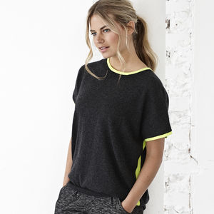 Cashmere Neon Jumper - mother's day lust list
