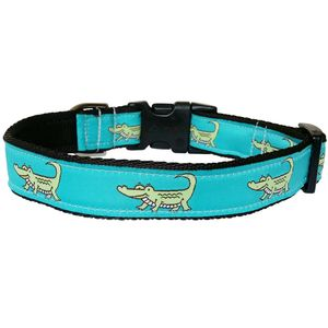 Dog Collar Alligators