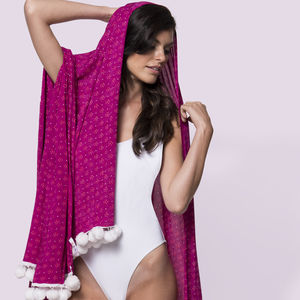 Ishani Scarf | Sarong - women's fashion