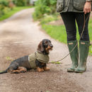 Luxury Tweed Dog Harnesses