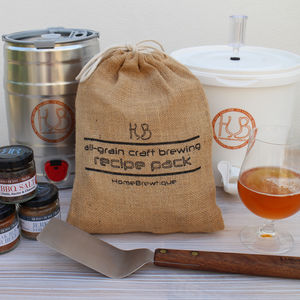 Craft Beer And B.B.Q. Gift Hamper