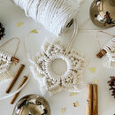 Macrame Star Decorations Craft Kit