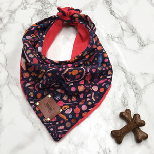 Scrumptious Liberty Luxury Dog Bandana Neckerchief
