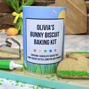Bunny Biscuit Baking Kit