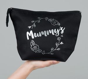 Personalised Mothers Day Accessory Bag