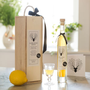 Citrus Infused Vodka Gift Set Award Winner - vodka