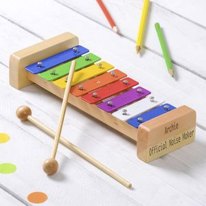 Engraved Eight Note Xylophone - creative activities