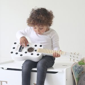 Personalised Spotted Guitar - best gifts for boys
