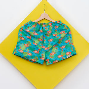 Flamingo Men Boxer Shorts