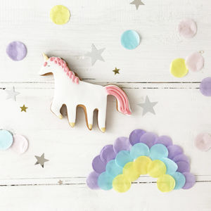 Unicorn Party Horse Cookie Cutter