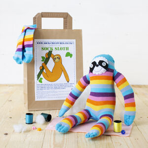 Sock Sloth Craft Kit