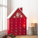 Red House Advent Calendar
