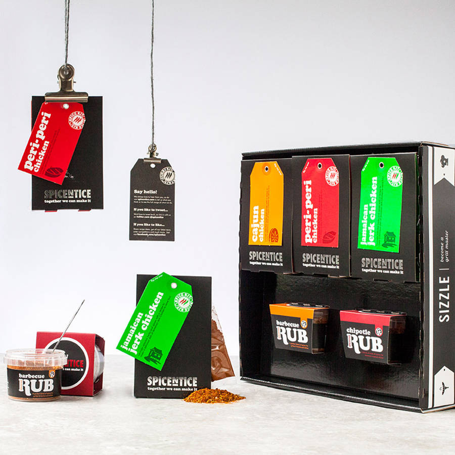 Bbq Essential Gift Set