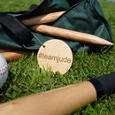 Personalised Rounders Set