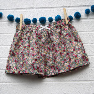Pyjama Shorts Set - lingerie & nightwear