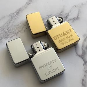 Personalised Engraved Lighter