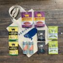 Craft Gin And Craft Snacks Gift Set