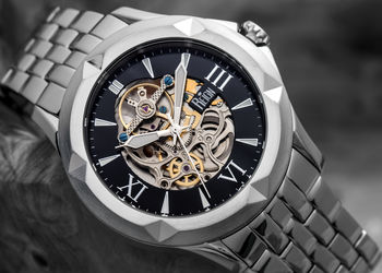 Reign Dantes Automatic Skeleton Watch