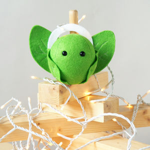 Sprout Angel Tree Topper - tree toppers