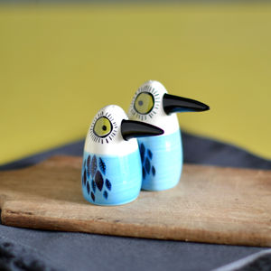Birdlife Salt And Pepper - kitchen